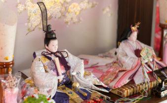人形のひなせい撮影に弊社物件を使用していただきました。